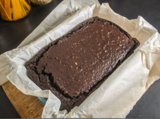 Browni z batatem